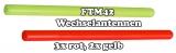 Wechselantennen für FTM42 Bolo Pose, 5 Stück