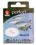 VMC Match Haken gebunden 22cm, 10 Stück
