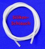Silikon Posenschlauch 0.5 bis 2mm, 40cm