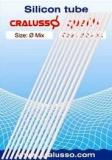 Silikon Posenschlauch von Cralusso Mix von 0,3-1,0mm