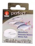 VMC Weissfisch (Rotaugen) Haken gebunden 70cm, 10 Stück